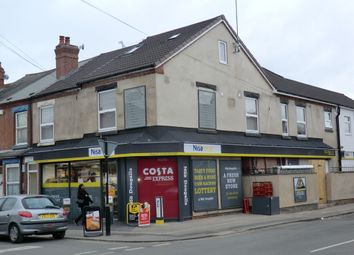 Thumbnail 1 bedroom property to rent in Humber Avenue, Nisa Store, Stoke