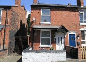 Thumbnail 2 bed terraced house for sale in Attwood Street, Halesowen