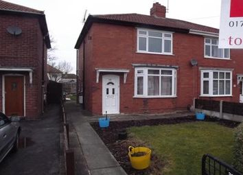 Thumbnail 2 bed property to rent in Sayers Road, Stafford