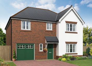 Thumbnail 4 bed detached house for sale in The Alvechurch, Boundary Park, Parkgate, Neston