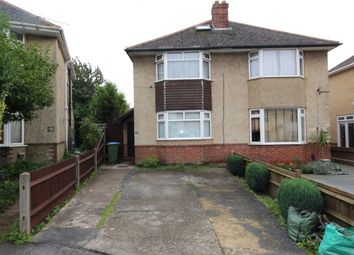 Thumbnail 2 bed property for sale in Crosswell Close, Southampton