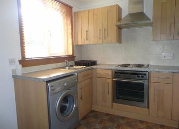 Thumbnail 1 bed flat to rent in Delgatie Court, Glenrothes
