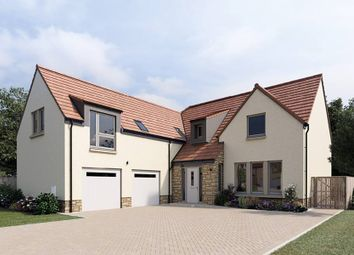 "Thumbnail 5 bed detached house for sale in ""The Tranter"" at Muirfield, Gullane"