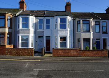 Thumbnail 3 bed terraced house to rent in Boughton Road, Rugby