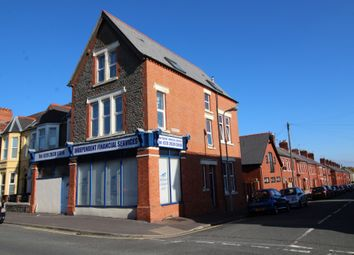 Thumbnail 2 bed flat for sale in Monthermer Road, Cathays, Cardiff