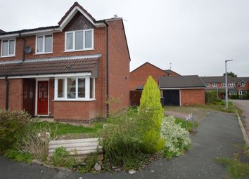 Thumbnail 3 bed semi-detached house to rent in Coppice Drive, Middlewich