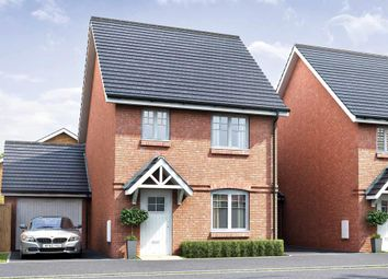 "Thumbnail 3 bed semi-detached house for sale in ""Phase 3 Plot 9 The Flatford"" at Olympic Park Road, Andover"