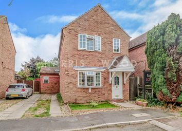Thumbnail 4 bed detached house for sale in Poplars Close, Alresford, Colchester