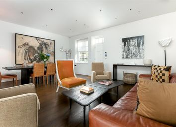 Thumbnail 4 bed terraced house to rent in Lyall Mews, London
