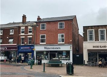 Thumbnail Retail premises for sale in 19/19A Victoria Street, Crewe, Cheshire