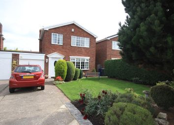 Thumbnail 4 bed detached house for sale in Silver Birch Grove, Finningley, Doncaster