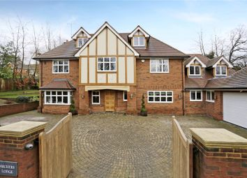 Thumbnail 6 bed detached house for sale in Whichert Close, Knotty Green, Beaconsfield, Buckinghamshire