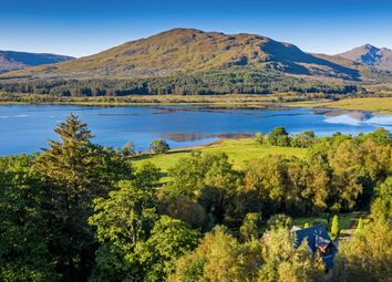 Thumbnail 4 bed detached house for sale in Kinlocheil, Fort William