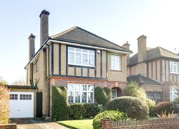 Thumbnail 4 bed detached house for sale in Dover House Road, London