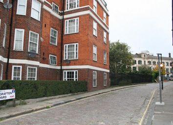 Thumbnail 2 bed flat to rent in Grafton Yard, London