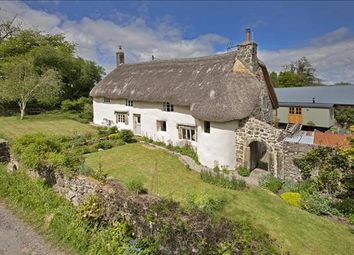 Thumbnail 3 bed detached house for sale in Chagford, Newton Abbot, Devon