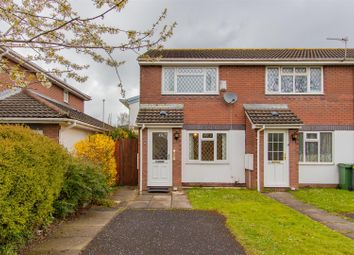 Thumbnail 2 bedroom end terrace house for sale in Hammond Way, Penylan, Cardiff
