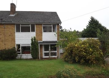 Thumbnail 3 bed semi-detached house to rent in Jonas Drive, Wadhurst