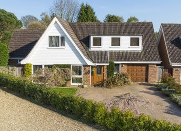 Thumbnail 4 bed detached house for sale in Paddocks Close, Cobham