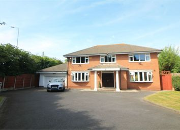 Thumbnail 4 bedroom detached house for sale in Moss Side, Formby, Merseyside