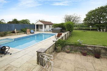 5 bed detached house for sale in The Ham, Westbury BA13