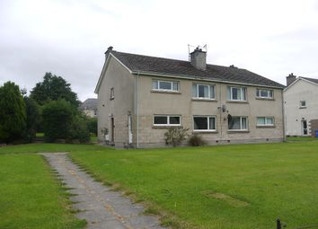 Thumbnail 2 bedroom flat to rent in Fleurs Road, Elgin, Moray