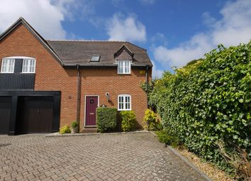 Thumbnail 3 bed end terrace house for sale in Grove Road, Lymington, Hampshire