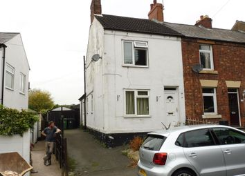Thumbnail 2 bedroom end terrace house for sale in Horsley Road, Kilburn, Derby