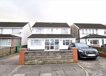 Thumbnail 5 bed detached house for sale in St. Fagans Court, Cardiff