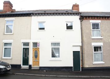 Thumbnail 3 bed terraced house to rent in Stepping Lane, Derby