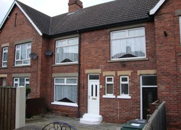 Thumbnail 4 bed terraced house to rent in East Avenue, Rotherham