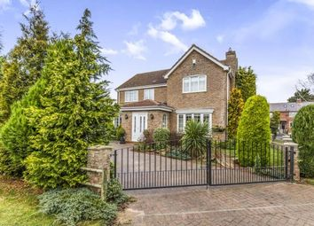Thumbnail 4 bed detached house for sale in Glebe Gardens, Stainton, North Yorkshire