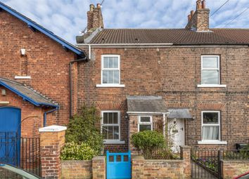 2 bed terraced house for sale in Main Street, Riccall, York YO19