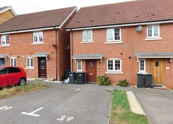 3 bed end terrace house for sale in Kittiwake Court, Stowmarket IP14