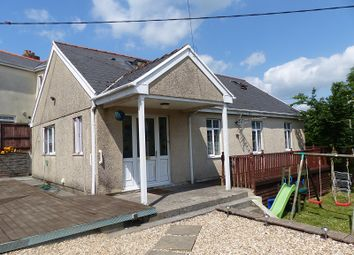 Thumbnail 4 bedroom detached bungalow for sale in Ffordd Raglan, Heol Y Cyw, Bridgend, Mid Glamorgan.