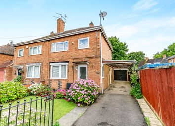 Thumbnail 3 bedroom semi-detached house for sale in Sarrington Road, Lloyds, Corby