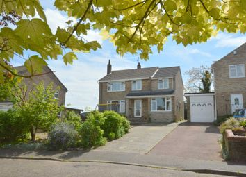 Thumbnail 5 bed detached house for sale in Vicarage Close, Costessey, Norwich