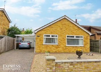 Thumbnail 2 bed detached bungalow for sale in Orchard Road South, March, Cambridgeshire