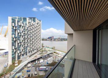 Thumbnail 1 bed flat to rent in Cutter Lane, Greenwich Peninsula, Greenwich