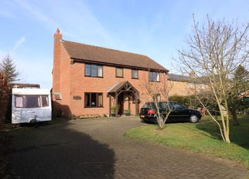 Thumbnail 4 bed detached house for sale in Victoria Street, Wragby, Market Rasen
