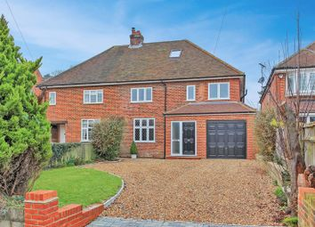 Thumbnail 5 bed semi-detached house for sale in Lakes Lane, Beaconsfield
