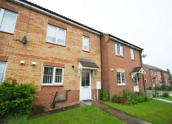 Thumbnail 2 bed terraced house to rent in Jasmine Court, Spalding