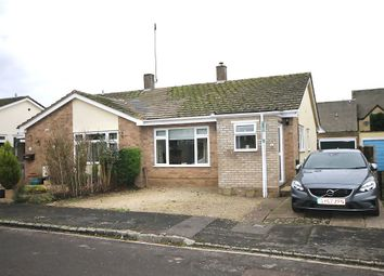 Thumbnail 2 bed semi-detached bungalow for sale in Wychwood Drive, Milton-Under-Wychwood, Chipping Norton