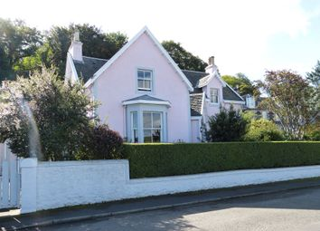 Thumbnail 3 bed cottage for sale in Rose Cottage, 42, Shore Road, Port Bannaytne, Isle Of Bute