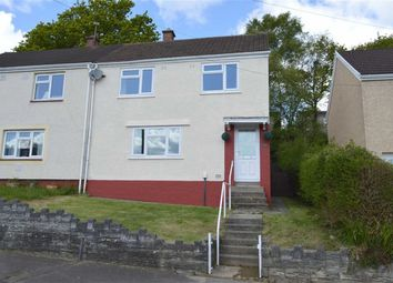 Thumbnail 2 bedroom semi-detached house for sale in Birchfield Road, West Cross, Swansea