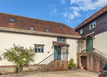 Thumbnail 3 bed terraced house for sale in Clenston Road, Winterborne Stickland, Blandford Forum, Dorset
