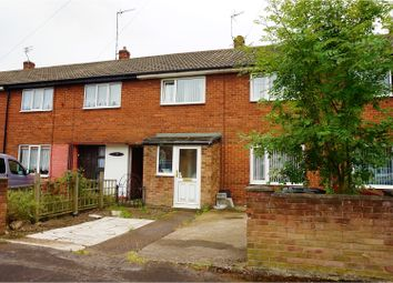 Thumbnail 3 bed terraced house for sale in Beech Crescent, Doncaster
