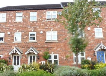 Thumbnail 3 bed town house for sale in Dovecote, Wombwell
