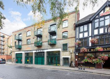 Thumbnail 1 bed flat for sale in 255 Rotherhithe Street, London