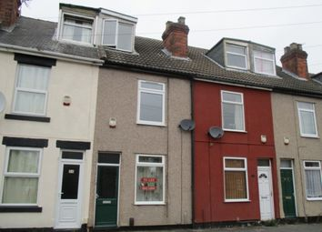 Thumbnail 3 bed terraced house to rent in Cambridge Street, Mansfield
